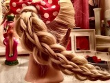 Stacked Braid Tutorial - Cute Hairstyles - Easy Hairstyles Long Hair - Crix Tutorials
