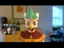 Dev. bits 28: A member of the Avian race from Starbound