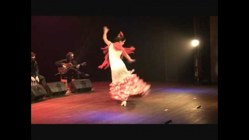 Patricia Guerrero 2010 - Alegrias /Tangos