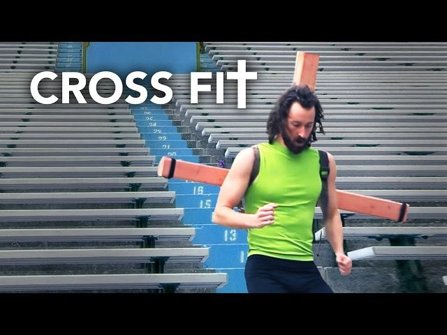 Cross Fit by Jesus (CrossFit parody) {The Kloons}