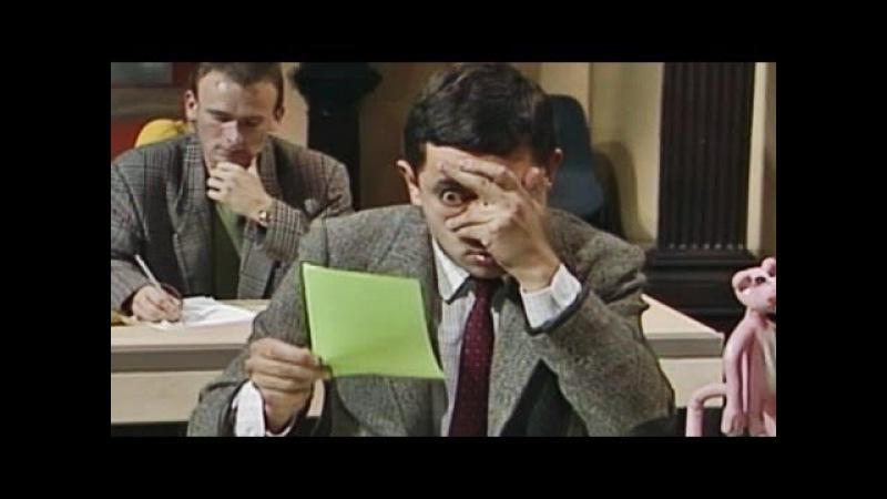 The Exam | Mr. Bean Official