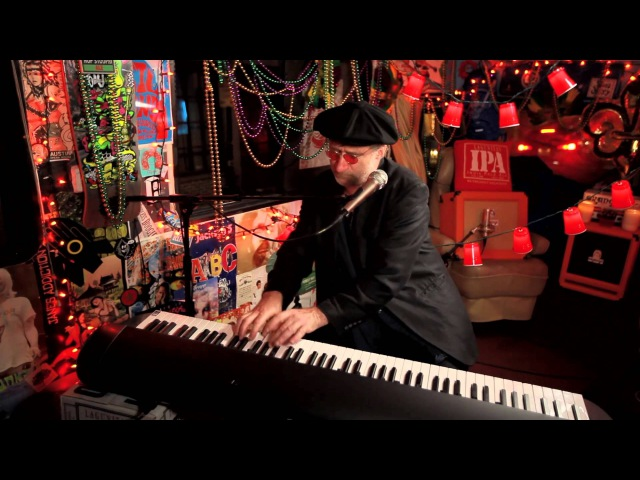 JON CLEARY - Burgundy Street Boogie (Live in New Orleans) JAMINTHEVAN