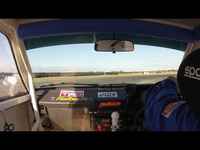 TRD 4AGE Toyota Starlet with Elite Racing tansmission IL200
