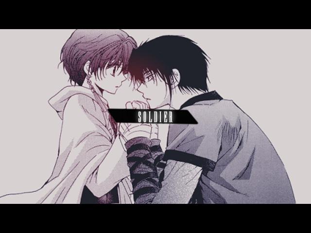 [ AMV ] You Wanted A | S O L D I E R - Yona x Hak - Akatsuki no Yona