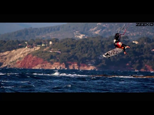 Nico Raffi - Compil sessions hivernales - Freestyle Strapless, Foil et Paddle