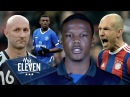 Dedryck Boyata Picks His Best XI Robben, Barthez, Desailly More!