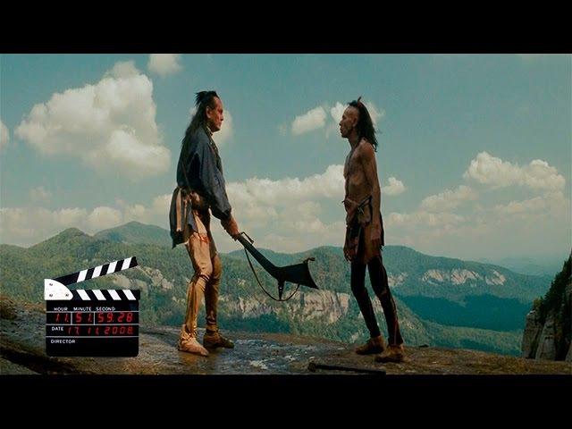 Последний из Могикан, финальная сцена