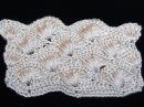 Crochet Abanico Cruzado Parte 1 de 2