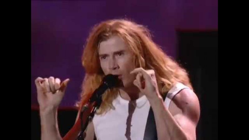 Megadeth - A Tout Le Monde - 7251999 - Woodstock 99 West Stage (Official)