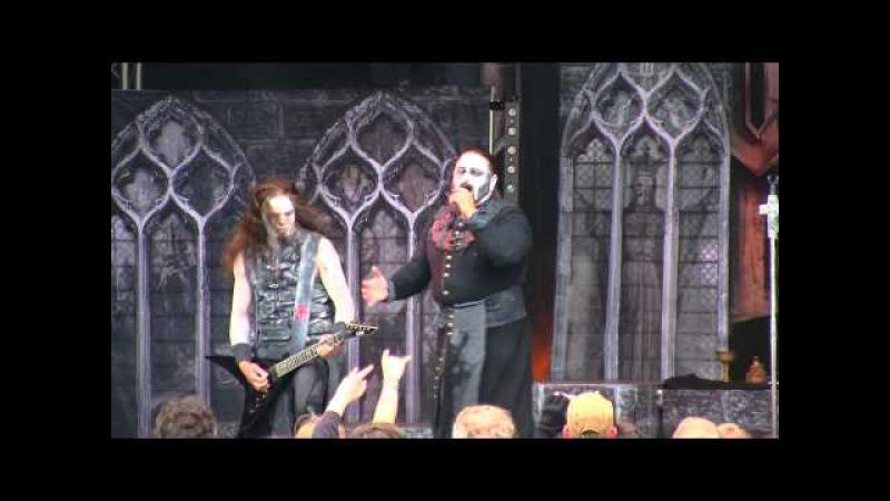 Powerwolf - Coleus Sanctus - live Dokk'em Open Air Festival 2015