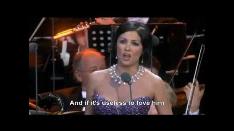 Anna Netrebko Lauretta Aria -O Mio Babbino Caro Gianni Schicchi Opera By Puccini