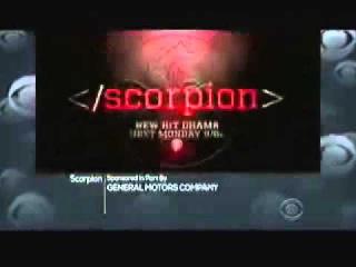 Скорпион 8 серия 1 сезон - Промо