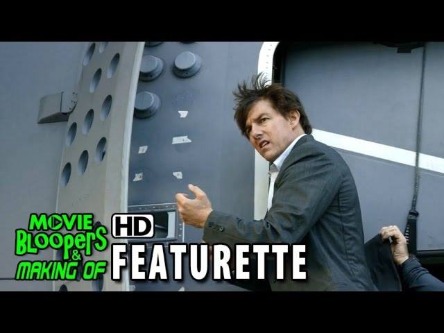 Mission Impossible - Rogue Nation (2015) Featurette - Airbus - Extended Plane Scene