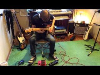 Моя инструментальная версия, для учеников. Jimi Hendrix - Little Wing