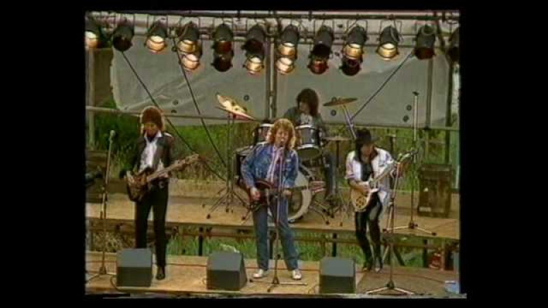 Slade Ohh La La In L A UK TV 15th August 1987
