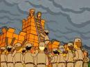 Битва за картонный замок Симпсоны Хельмова падь