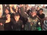 Радость Абу Азраиля и других братьев после очередной победы над насибитами.