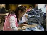 Масштабы производства в Китае. Условия труда на фабриках.