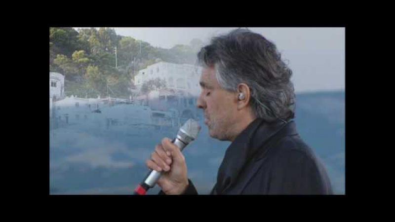 Andrea Bocelli Santa Lucia