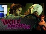 The Wolf Among Us Прохождение игры на Android || Часть #1 - Смертельный Волчий Инстинкт