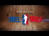 MIEL vs WOLF | I love this dance all star game 2013