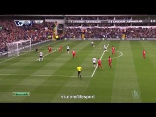 "АПЛ | 9-й тур | ""Тоттенхэм"" 0:0 ""Ливерпуль"""