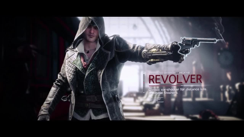 Assassin's Creed Syndicate Jacob Frye Trailer [US]