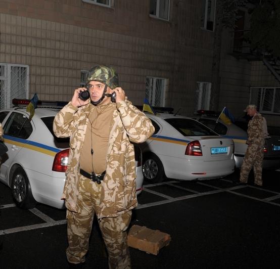 На подмогу украинским воинам отправились 150 милиционеров из Киевской области - Цензор.НЕТ 7095