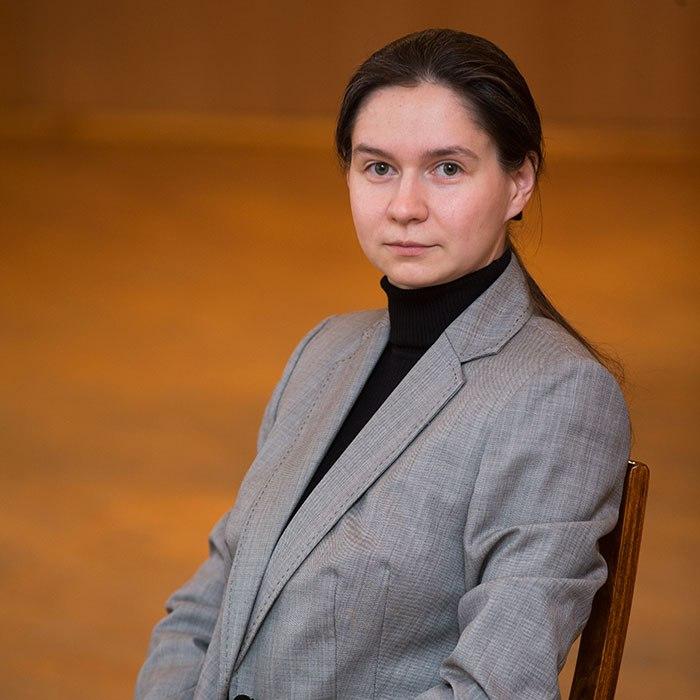 Смолякова Ирина Александровна
