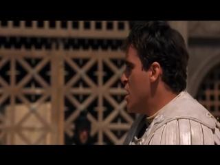 Maximus Vs Commodus The Final Scene In Gladiator.