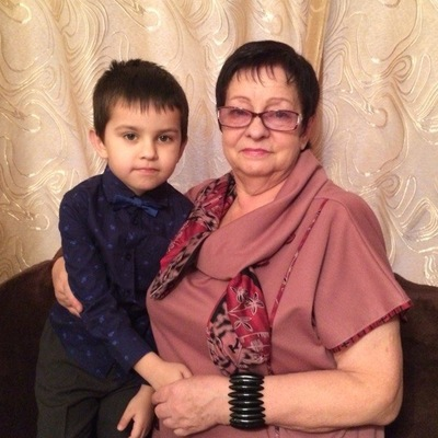 Алевтина Куликова (Новикова)