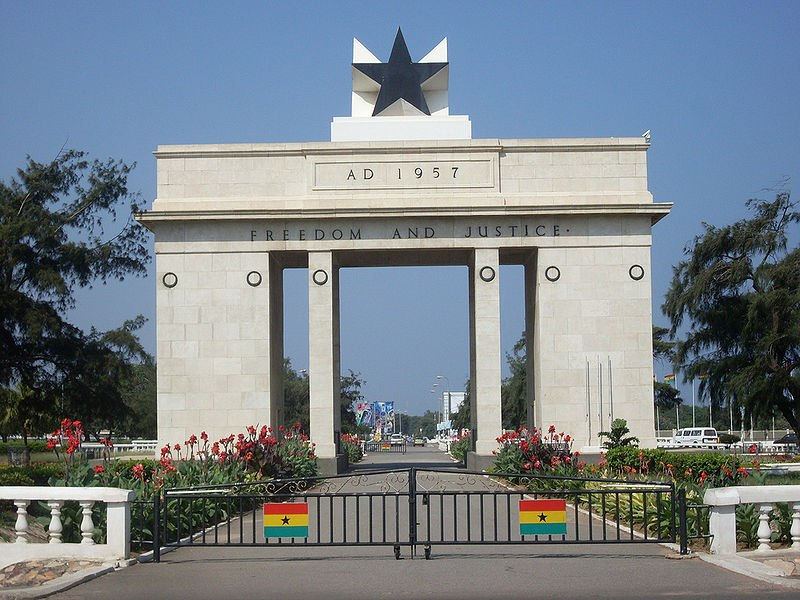 Аккра, Гана