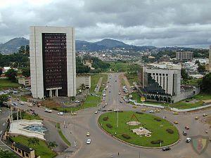 Яунде, Камерун