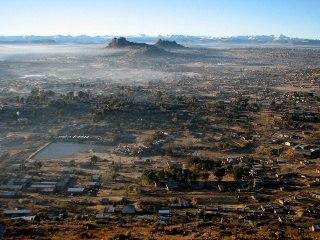 Масеру, Лесото