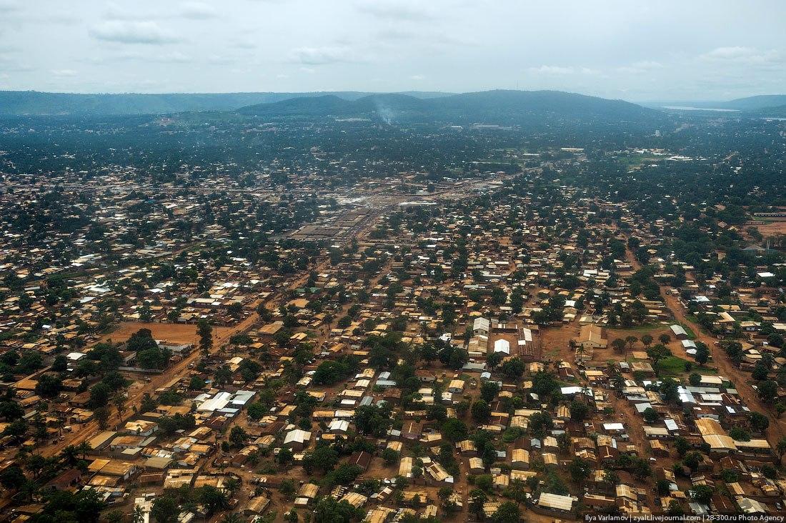 Банги, Центральноафриканская Республика