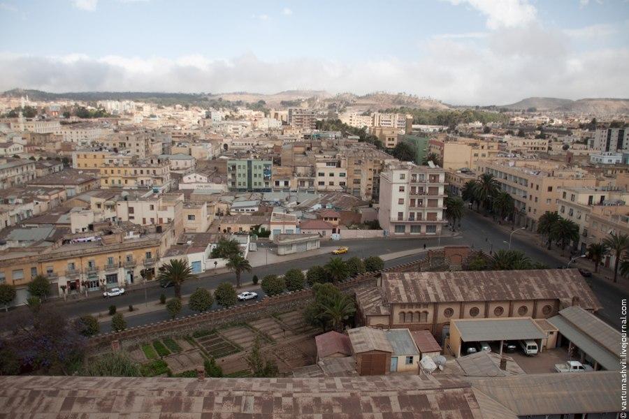 Асмэра, Эритрея