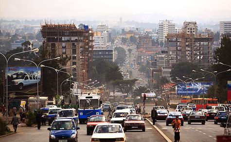 Аддис-Абеба, Эфиопия