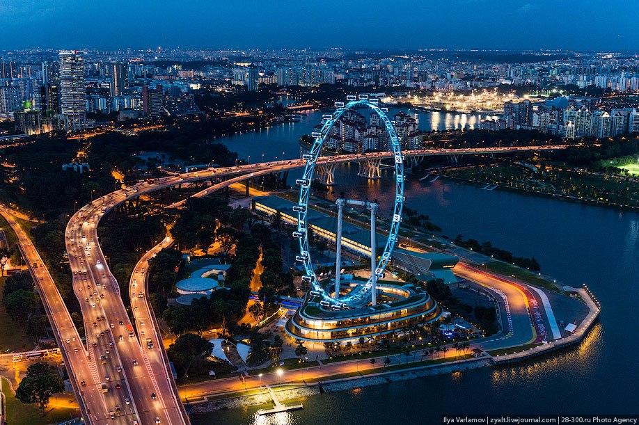 singapore tourism model