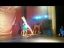 """Девочка гимнастка в """"Ривьере"""" выступала. Прямо бальзам на сердце"""