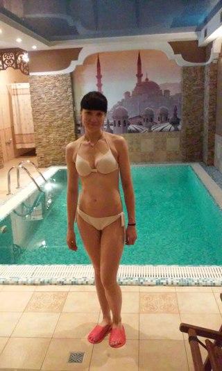 Валентина азарова бикини