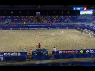 Кубок Мира 2011. 2 тур. Россия - Таити