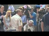РГО отмечает юбилей: Путин погрузился на дно Черного моря на батискафе