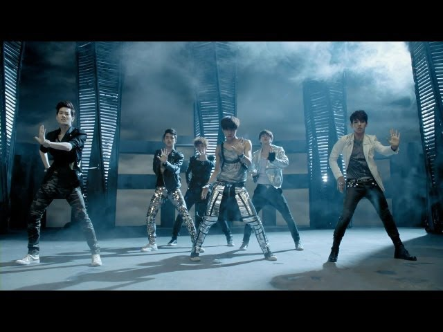 EXO-K 엑소케이 'MAMA' MV (Korean ver.)