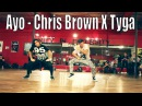 AYO - @ChrisBrown @Tyga Dance Video | @MattSteffanina Choreography