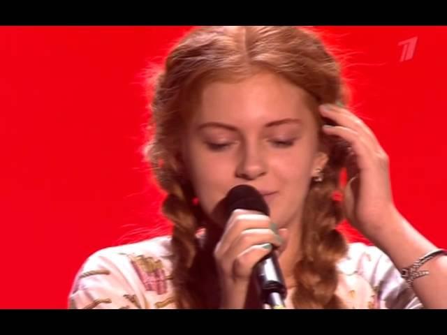 Ксения Бракунова — Простая песня - Голос. Дети (Сезон 2)