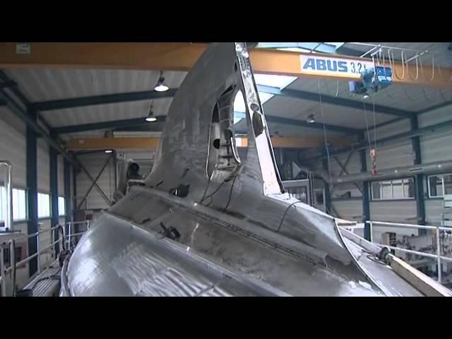 ПОСТРОЙКА ЯХТЫ (J-Class Yacht Atlantis J-7)