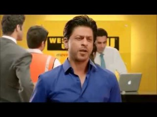 Shah Rukh Khan: Send money online to India with WesternUnion.com