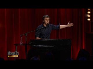 Stand Up: Иван Абрамов - О классической музыке за рулём, рекламе банков и страховых компаниях