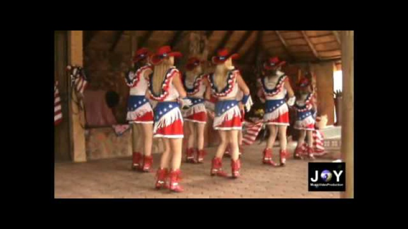 Rodeo Girls Say Hello (Line Dance)