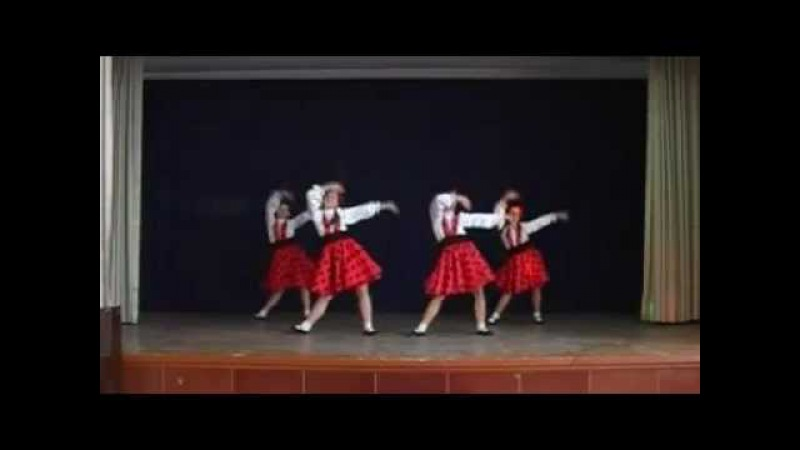 Танец Кантри